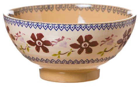 Nicholas Mosse Vegetable Bowl Clematis