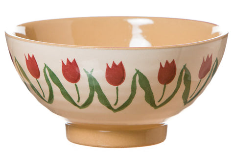 VEGETABLE BOWL RED TULIP