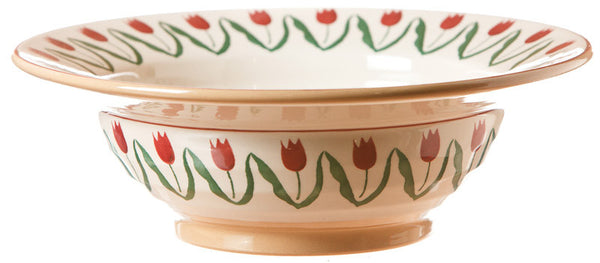 Nicholas Mosse Pasta Server Red Tulip