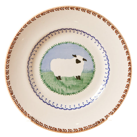 SIDE PLATE SHEEP