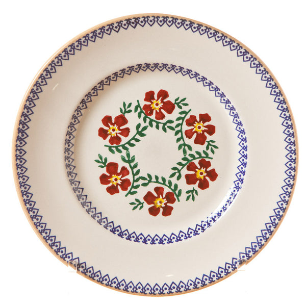 Nicholas Mosse Lunch Plate Old Rose