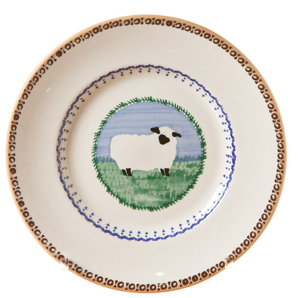 LUNCH PLATE SHEEP