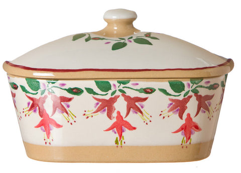 COVERED BUTTERDISH FUCHSIA