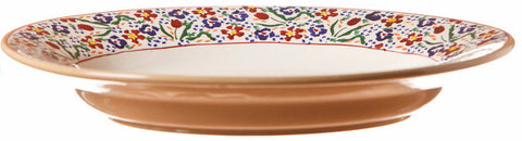 Nicholas Mosse Small Oval Serving Dish Wild Flower Meadow