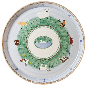 Nicholas Mosse Presentation Platter Assorted Animals