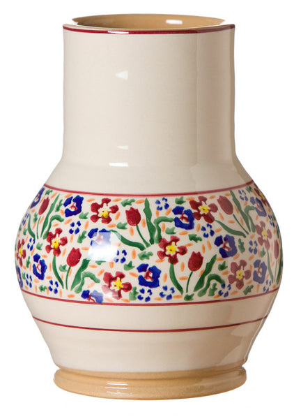 CLASSIC VASE WILD FLOWER MEADOW