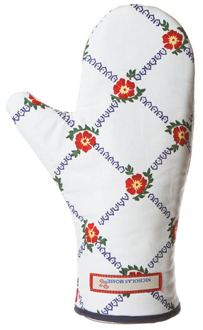 Nicholas Mosse Oven Gauntlet Old Rose