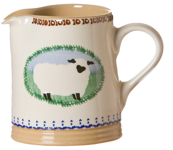 Nicholas Mosse Small Cylinder Jug Sheep