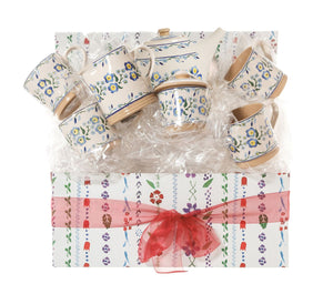 Afternoon Tea Gift Set Forget Me Not