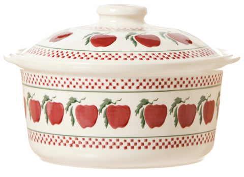 CASSEROLE DISH APPLE