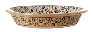 Classic Pie Dish Wild Flower Meadow
