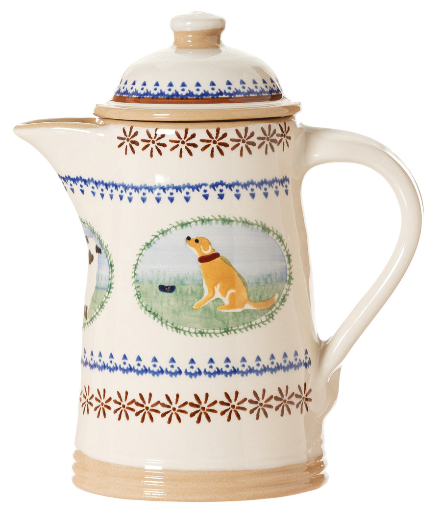 Nicholas Mosse Coffee Pot Assorted Animals