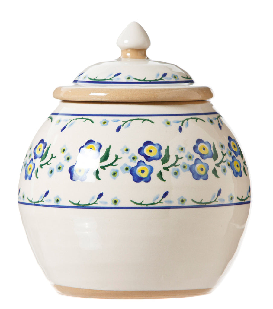 Cookie jar Forget me not