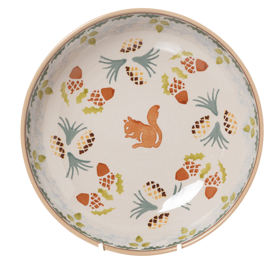 Nicholas Mosse Woodland Squirrel Everyday Bowl