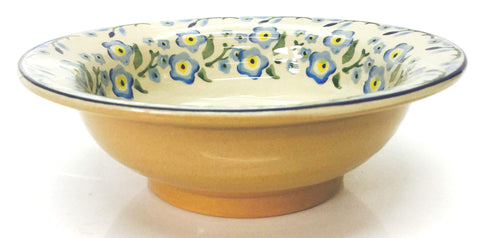 CEREAL BOWL FORGET ME NOT