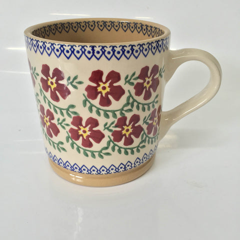 XL MUG OLD ROSE