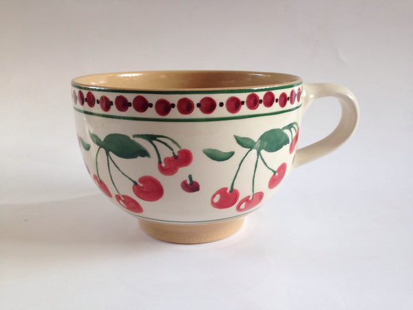 CAPPUCCINO CUP CHERRY