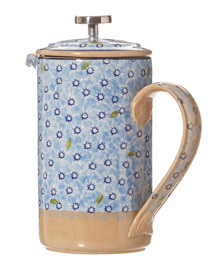Nicholas Mosse Large Cafetiere Lawn Light Blue