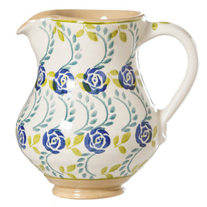 Medium Jug Climbing Rose by Nicholas Mosse Pottery - Ireland - Handmade Irish Craft