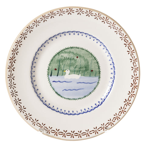Nicholas Mosse Lunch Plate Duck