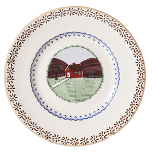Nicholas Mosse Lunch Plate Farmhouse