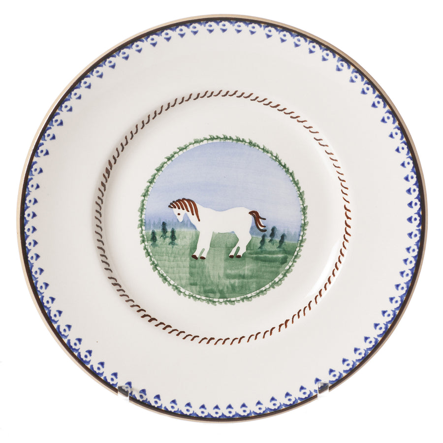 Nicholas Mosse Lunch Plate Pony