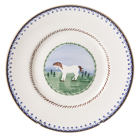 LUNCH PLATE PONY