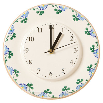 Kitchen Clock Clover