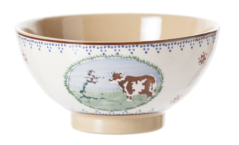 MEDIUM BOWL COW