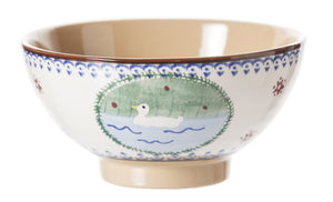 Nicholas Mosse Medium Bowl Duck