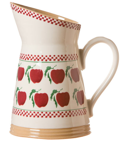 Nicholas Mosse Medium Angled Jug Apple