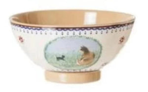 Nicholas Mosse Medium Bowl Cat