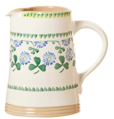 MEDIUM CYLINDER JUG CLOVER