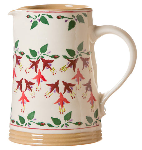 MEDIUM CYLINDER JUG FUCHSIA