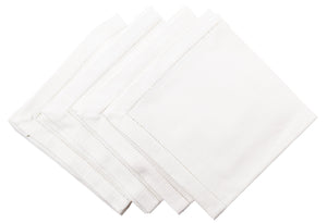 Nicholas Mosse Napkin Textured White Colour