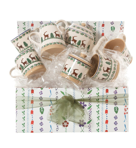 Afternoon Tea Gift Set Reindeer