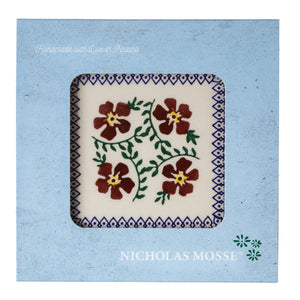 Tile Trivet Old Rose
