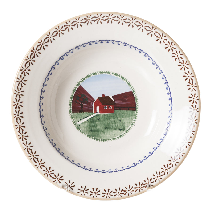 Nicholas Mosse Pasta Bowl Farmhouse