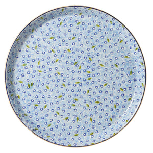 Nicholas Mosse Presentation Platter Lawn Light Blue