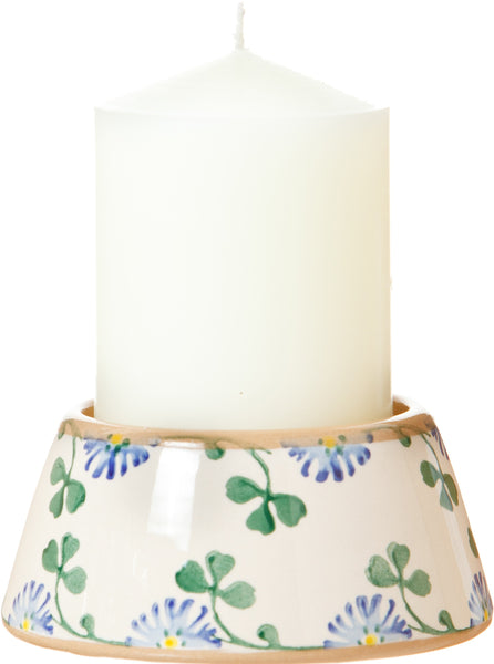 Nicholas Mosse Reverse Candlestick And Candle Clover