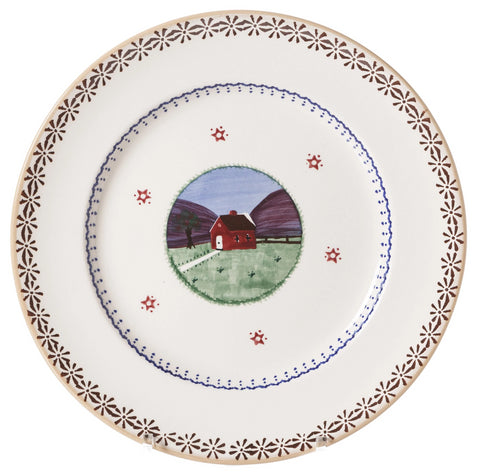 SERVING PLATE FARMHOUSE