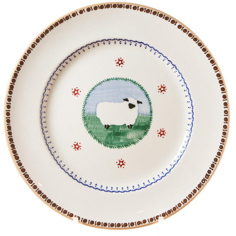 Serving Plate Sheep