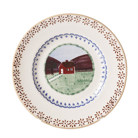 Nicholas Mosse Side Plate Farmhouse