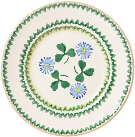SIDE PLATE CLOVER