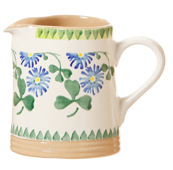 SMALL CYLINDER JUG CLOVER