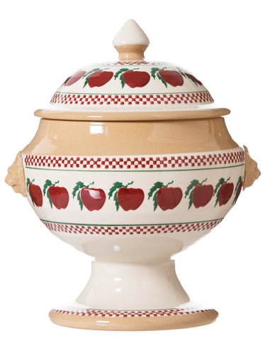 SOUP TUREEN APPLE