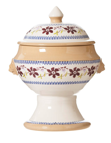 Soup Tureen Clematis