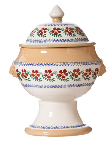 Nicholas Mosse Soup Tureen Old Rose