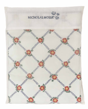 Tablecloth Old Rose 56 x 90 Pvc in bag