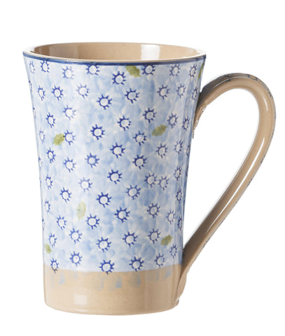 Tall Mug Lawn Light Blue